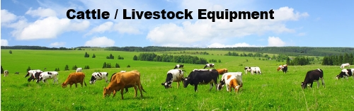 Cattle / Livestock Equipment