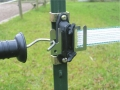 Bild 3 von Bandtorgriffisolator Profi Set T-Post
